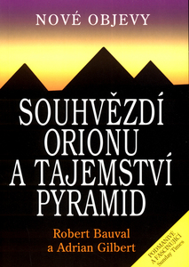 Obrázok Souhvězdí Orionu a tajemství pyramid