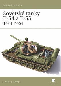 Obrázok Sovětské tanky T-54 a T-55