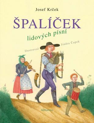 Obrázok Špalíček lidových písní