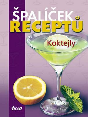 Obrázok Špalíček receptů Koktejly