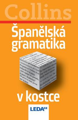Obrázok Španělská gramatika v kostce