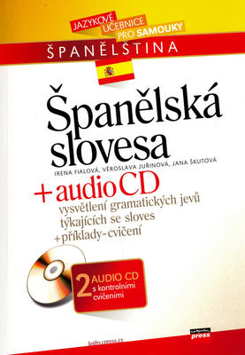 Obrázok Španělská slovesa + CD