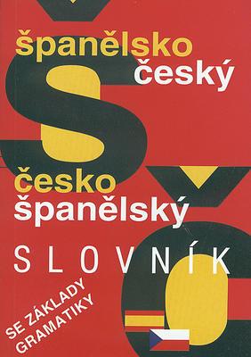 Obrázok Španělsko český a česko španělský slovník