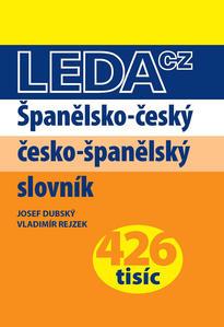 Obrázok Španělsko-český a česko-španělský slovník