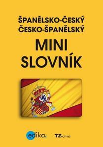 Obrázok Španělsko-český česko-španělský mini slovník
