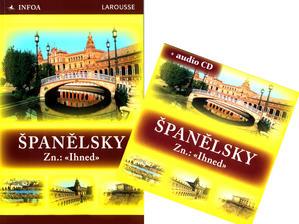 Obrázok Španělsky Zn: IHNED + CD