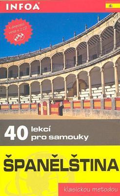 Obrázok Španělština 40 lekcí pro samouky
