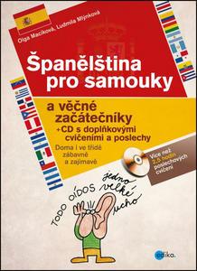 Obrázok Španělština pro samouky a věčné začátečníky + CD