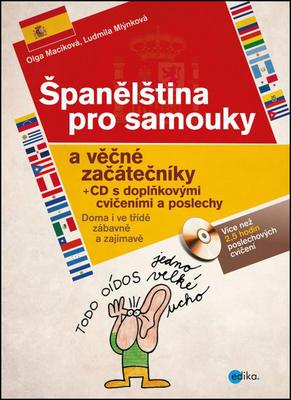 Španělština pro samouky a věčné začátečníky + CD