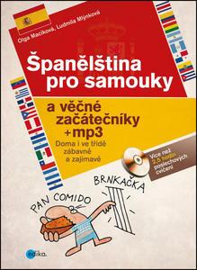 Obrázok Španělština pro samouky a věčné začátečníky + mp3