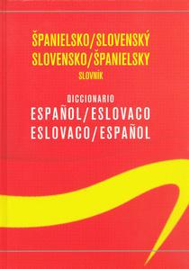 Obrázok Španielsko-slovenský, slovensko-španielský slovník