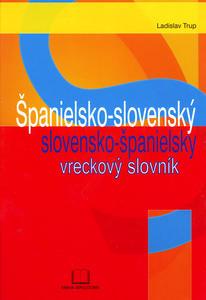 Obrázok Španielsko-slovenský slovensko-španielsky vreckový slovník
