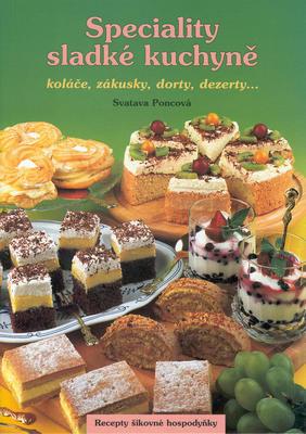 Obrázok Speciality sladké kuchyně