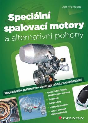 Obrázok Speciální spalovací motory a alternativní pohony