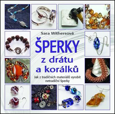 Obrázok Šperky z drátu a korálků