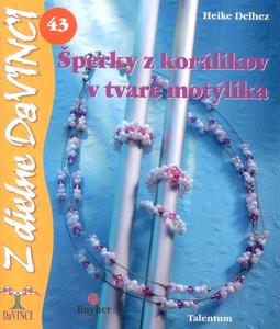 Obrázok Šperky z korálikov v tvare motýlika