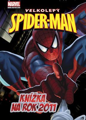 Obrázok SPIDER-MAN Knížka na rok 2011
