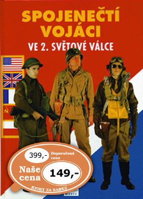 Obrázok Spojenečtí vojáci ve 2.sv.vál.