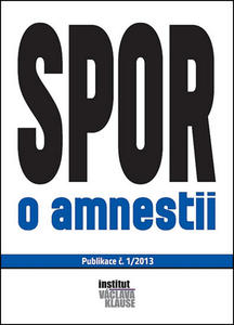 Picture of Spor o amnestii
