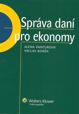 Obrázok Správa daní pro ekonomy