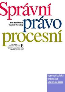 Obrázok Správní právo procesní