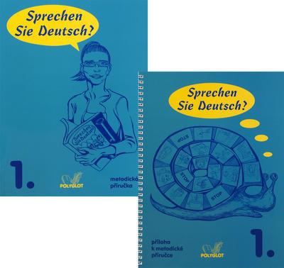 Obrázok Sprechen Sie Deutsch? 1. metodická příručka