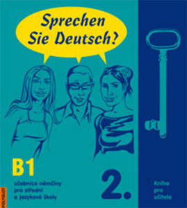 Obrázok Sprechen Sie Deutsch? 2. Kniha pro učitele B1