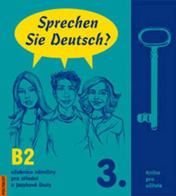 Obrázok Sprechen Sie Deutsch? 3. Kniha pro učitele