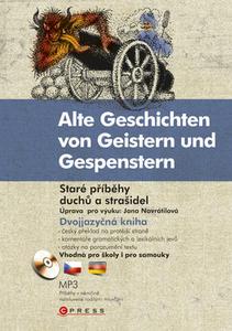 Obrázok Staré příběhy duchů a strašidel Alte Geschichten von Geistern und Gespenstern