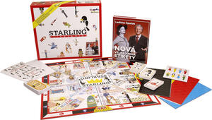 Obrázok Starling Etiketa hrou