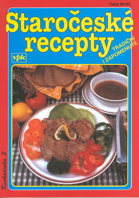 Obrázok Staročeské recepty tradiční i zapomenuté