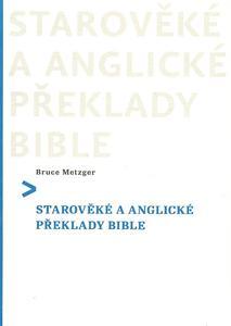 Obrázok Starověké a anglické překlady Bible