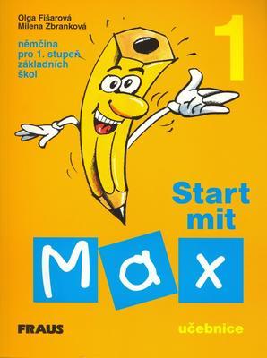 Obrázok Start mit Max 1 Učebnice