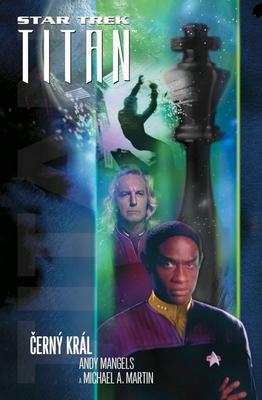 Obrázok Star Trek Titan Černý král