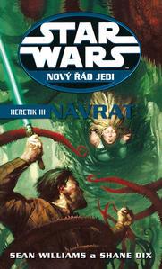 Obrázok STAR WARS Nový řád Jedi Heretik III