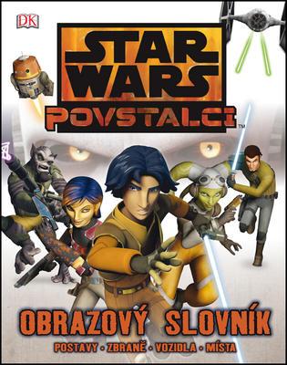Obrázok STAR WARS Povstalci Obrazový slovník