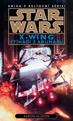 Obrázok STAR WARS X-Wing Stíhači z Adumaru