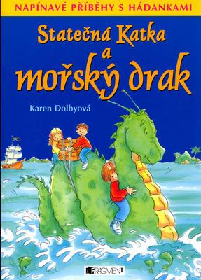 Obrázok Statečná Katka a mořský drak