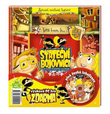 Obrázok Stateční bojovníci + CD ROM