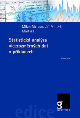 Obrázok Statistická analýza vícerozměrných dat v příkladech