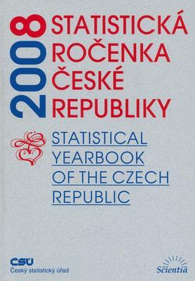 Obrázok Statistická ročenka České Republiky 2008