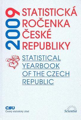Obrázok Statistická ročenka ČR 2009