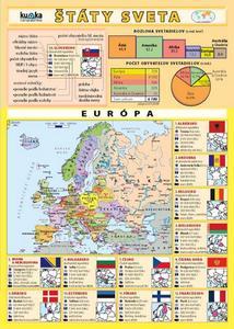 Obrázok Štáty sveta