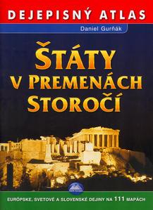 Obrázok Štáty v premenách storočí