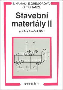 Obrázok Stavební materiály II pro 2. a 3. ročník SOU