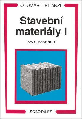 Obrázok Stavební materiály I pro 1.ročník SOU