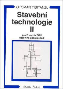 Obrázok Stavební technologie II. pro SOU
