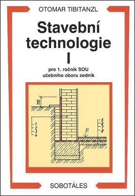 Obrázok Stavební technologie I. pro SOU