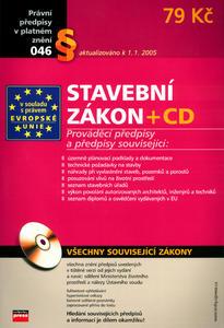 Obrázok Stavební zákon + CD