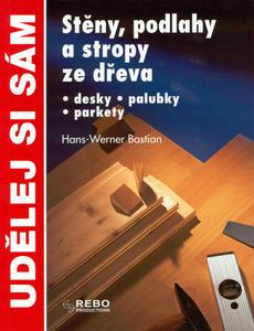Obrázok Stěny, podlahy a stropy ze dřeva